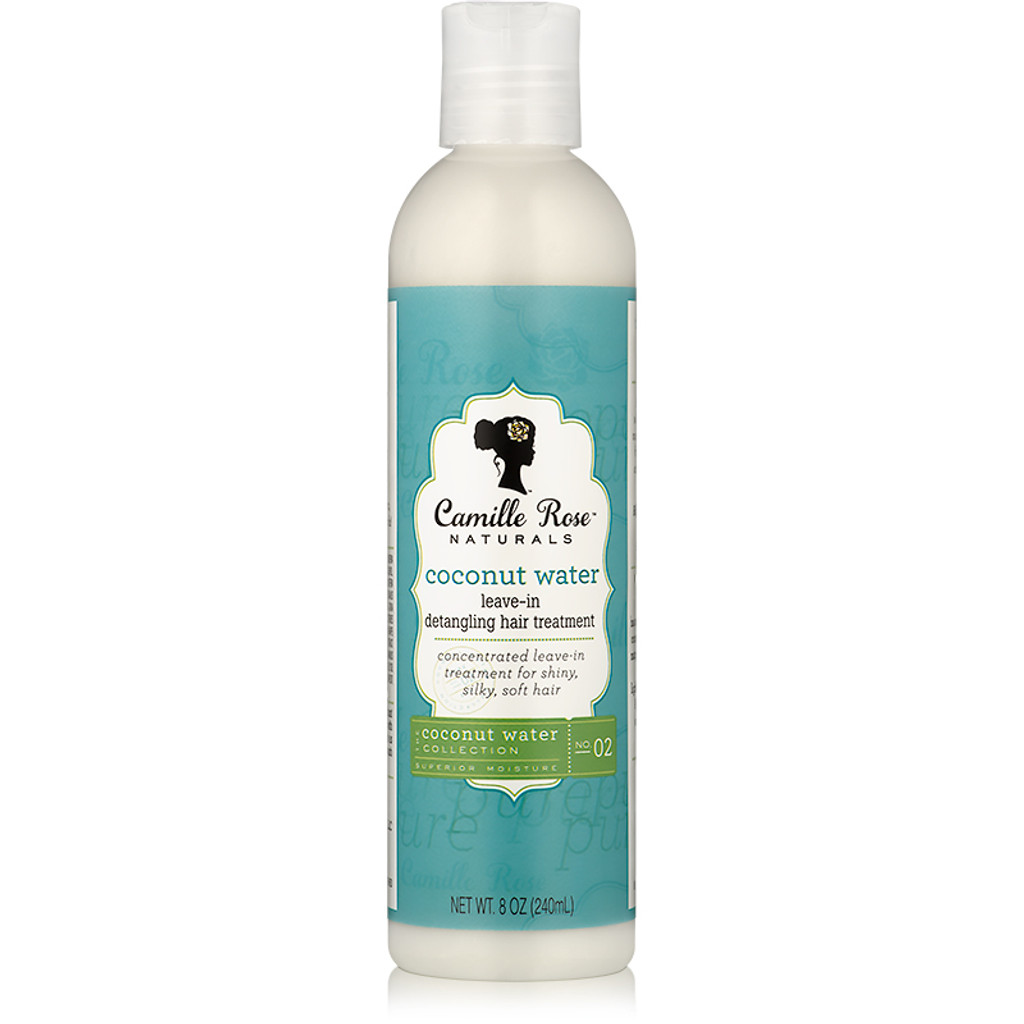 Camille Rose Naturals Coconut Water Leave-In Treatment (8 oz.)