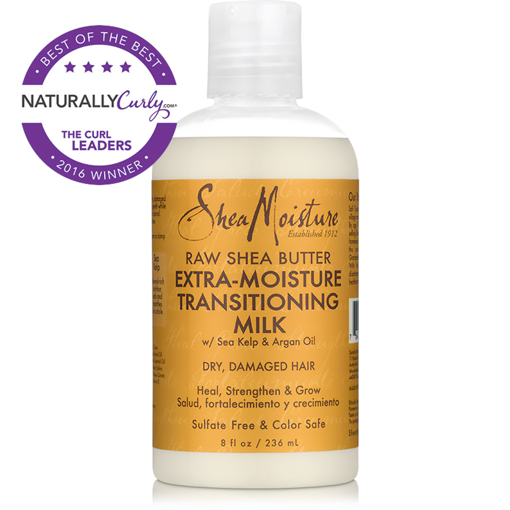 Extra-Moisture Transitioning Milk with Organic Raw Shea ...