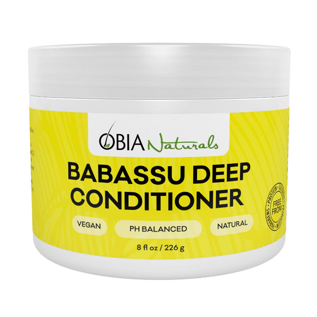 OBIA Naturals Babassu Deep Conditioner (8 oz.)