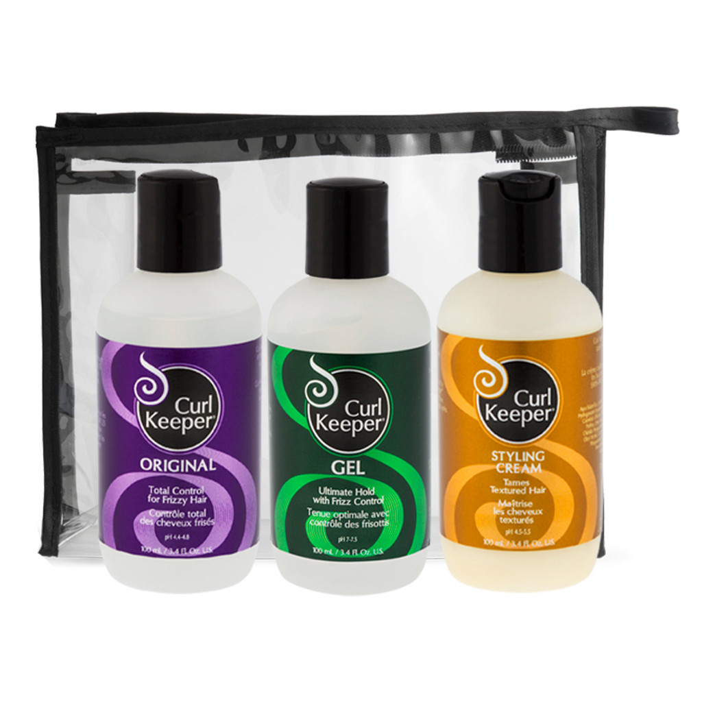 Curly Hair Solutions Curl Keeper Travel Pack