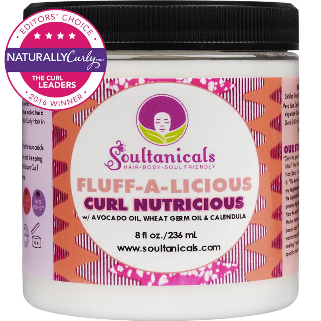 Soultanicals Fluff-A-Licious Curl Nutricious (8 oz.)