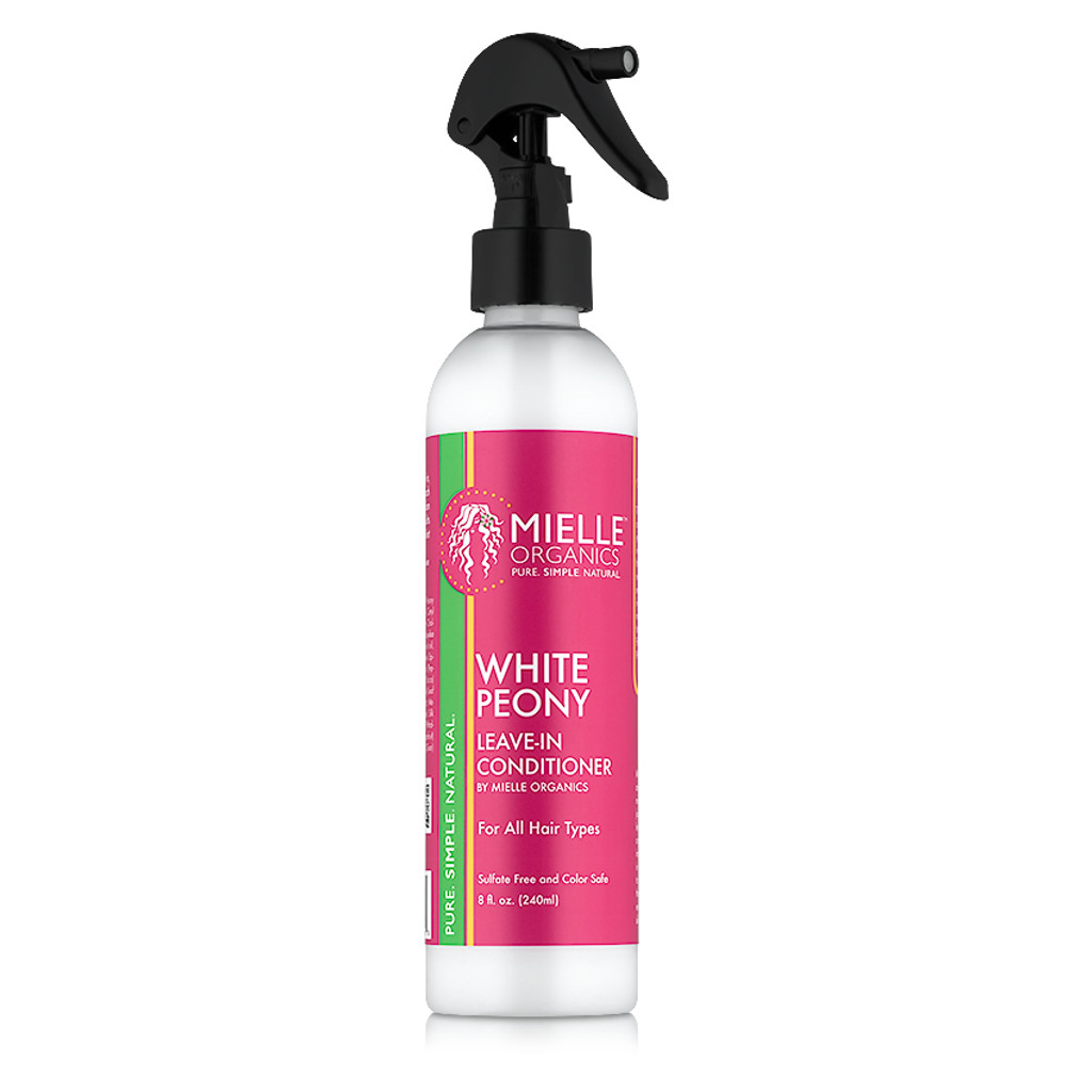 Mielle Organics White Peony Leave-In Conditioner (8 Oz