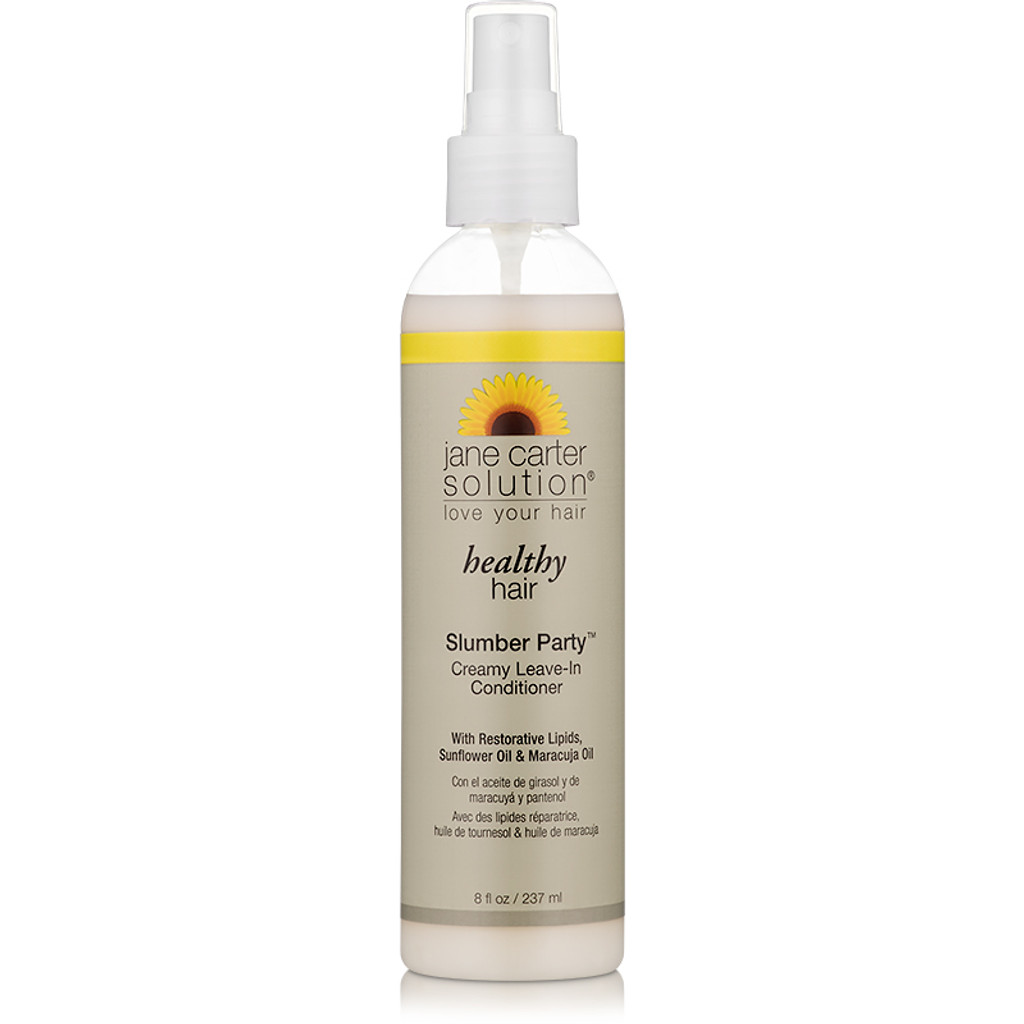 Review: Jane Carter Solution Healthy Hair Slumber Party Creamy Leave-In Conditioner (8 oz.)