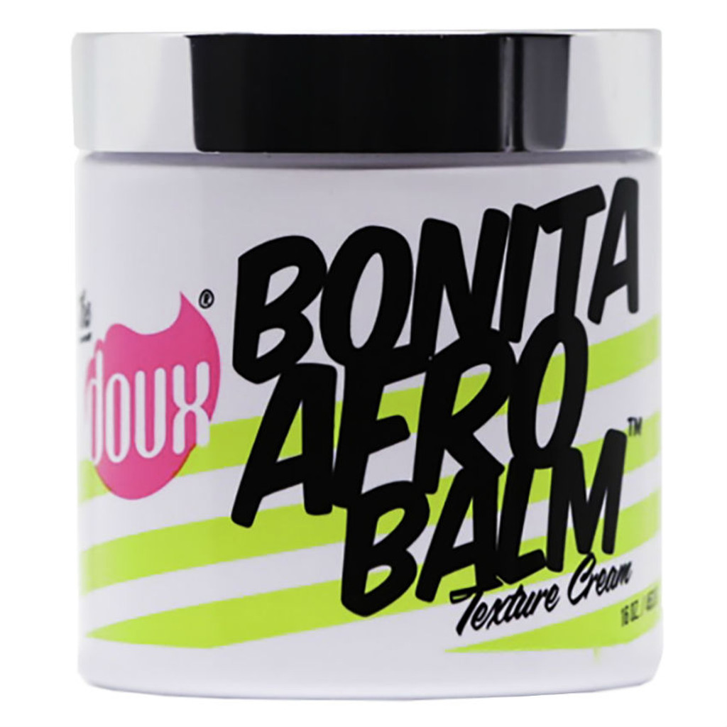 The Doux Bonita Afro Balm Texture Cream (16 oz.)