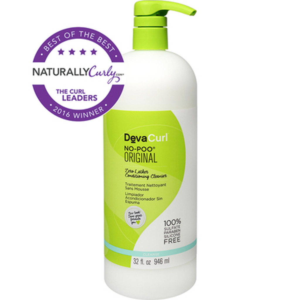 DevaCurl No-Poo Original (32 oz.)