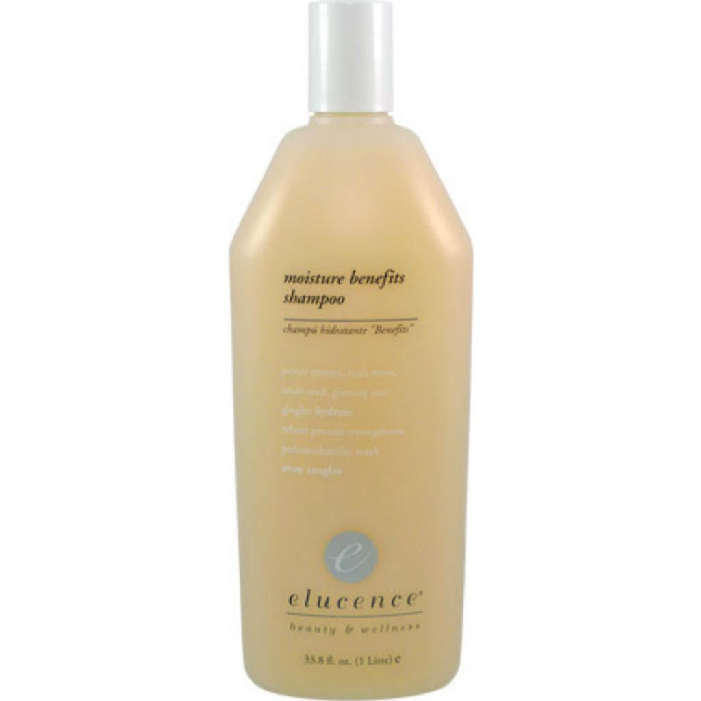 Elucence Moisture Benefits Shampoo (1 L.)
