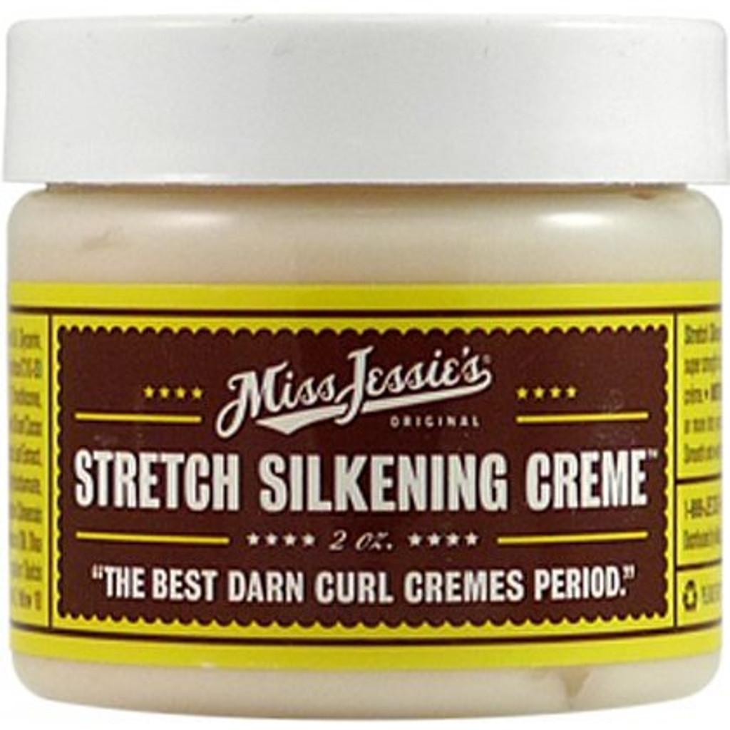 Review: Miss Jessie's Stretch Silkening Creme (2 oz.)