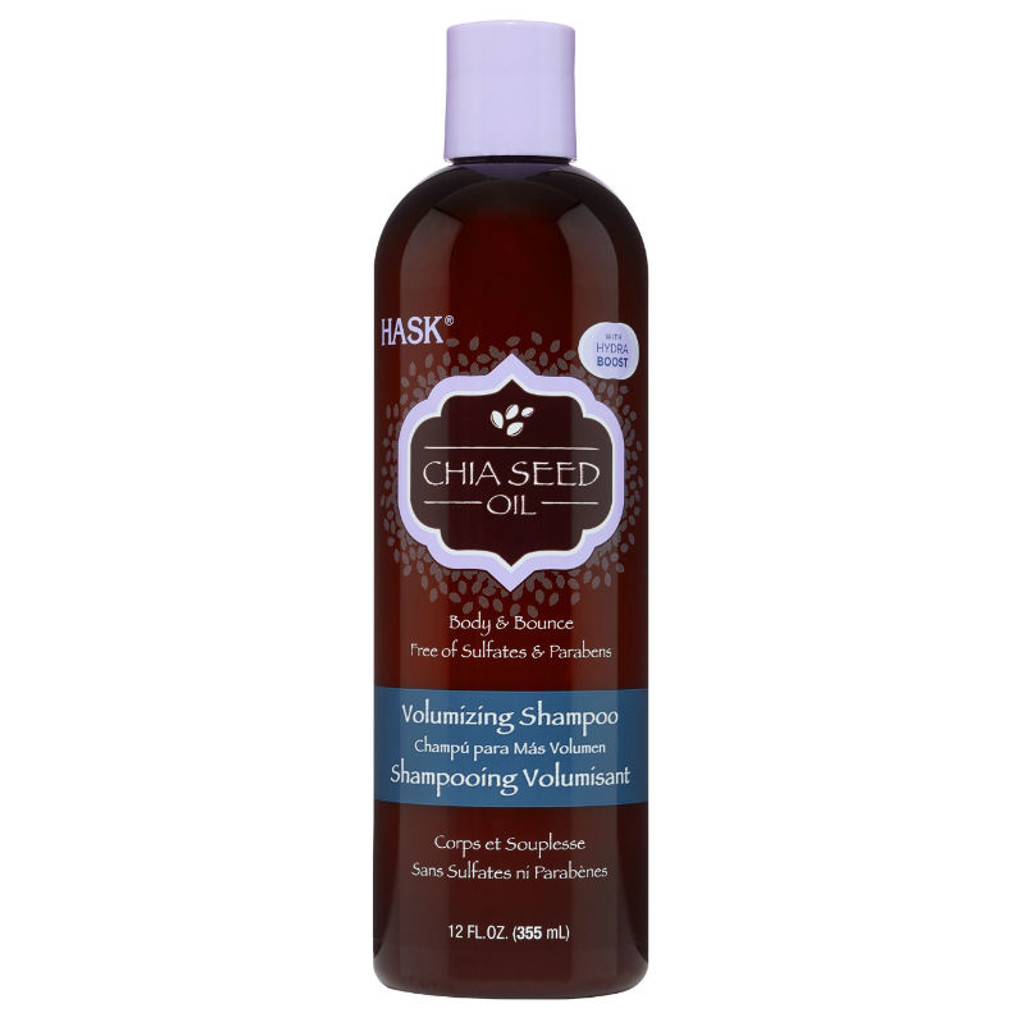 HASK Chia Seed Oil Volumizing Shampoo (12 oz.)
