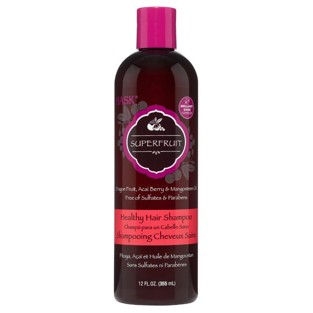 HASK Superfruit Healthy Hair Shampoo (12 oz.)
