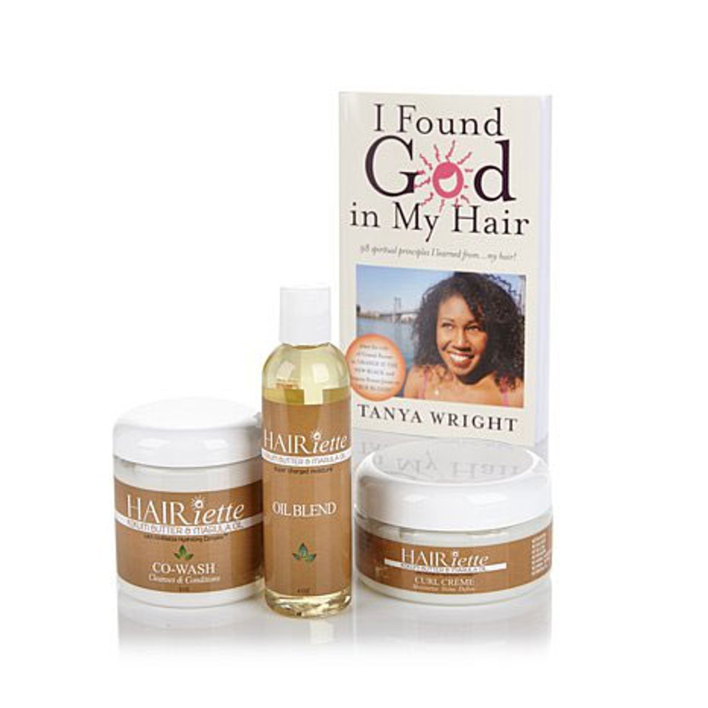 HAIRiette Hair Kit Simple Soapless System
