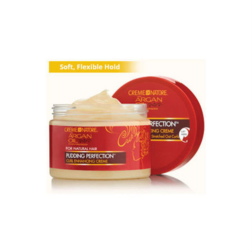 Creme of Nature Argan Oil Pudding Perfection (11.5 oz.)
