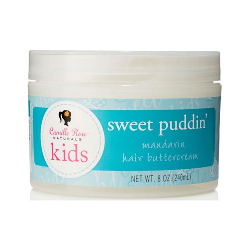 Camille Rose Naturals Kids Sweet Puddin' Mandarin Hair Buttercream (8 oz.)
