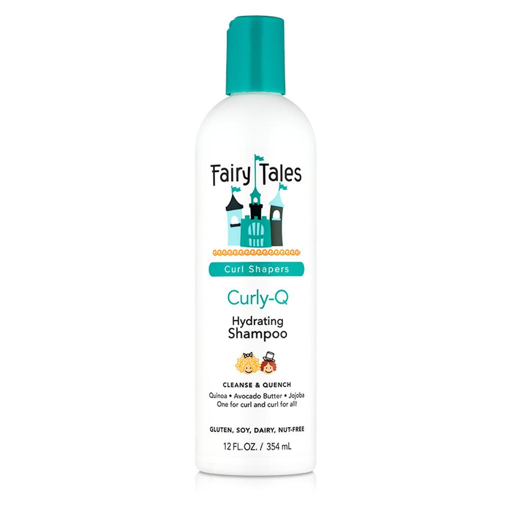 Fairy Tales Curly-Q Hydrating Shampoo (12 oz.)