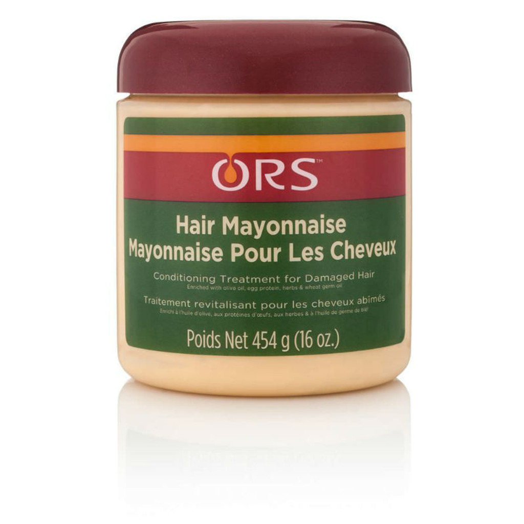 Review Ors Hair Mayonnaise 16 Oz