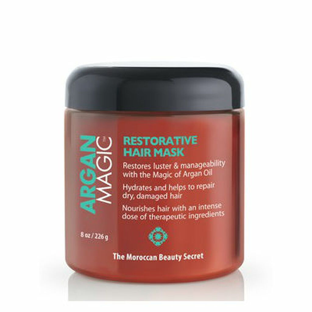 Review Argan Magic Restorative Hair Mask 8 Oz