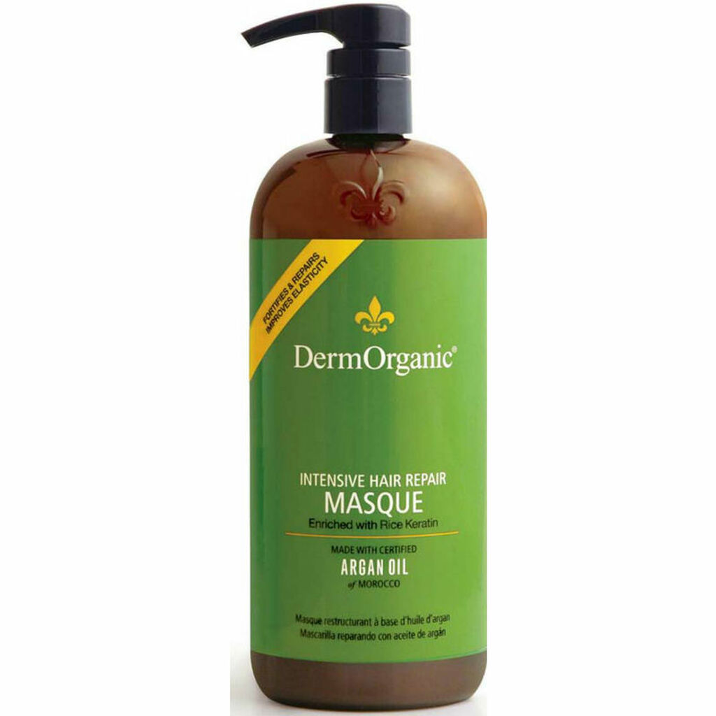 Review: DermOrganic Intensive Hair Repair Masque (8.5 oz.)