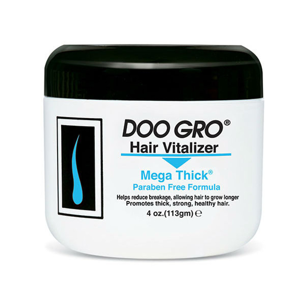 Review Doo Gro Mega Thick Hair Vitalizer 4 Oz