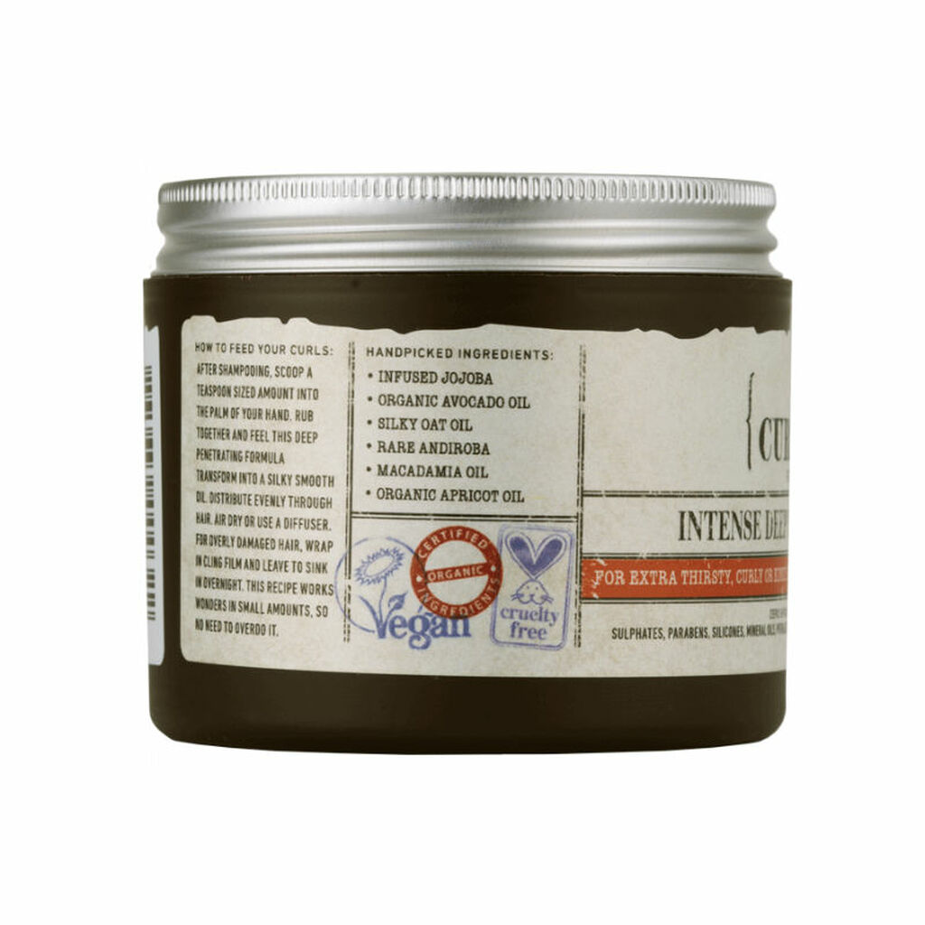 Review: Curlsmith Intense Deep Treatment Oil Serum (4.4 oz.)