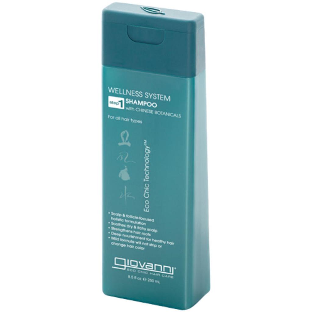 Review Giovanni Wellness System Shampoo 85 Oz Naturallycurly