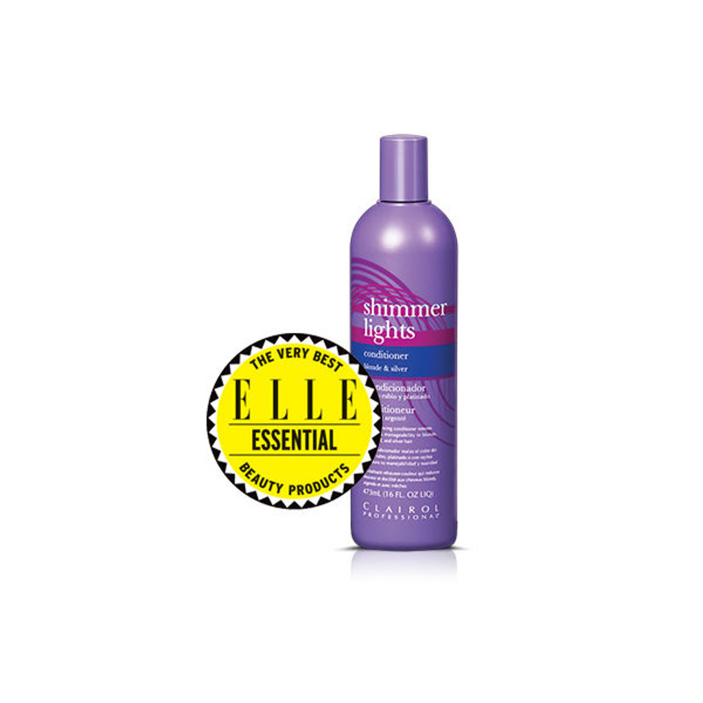 Review: Clairol Shimmer Lights Conditioner (16 Oz.)