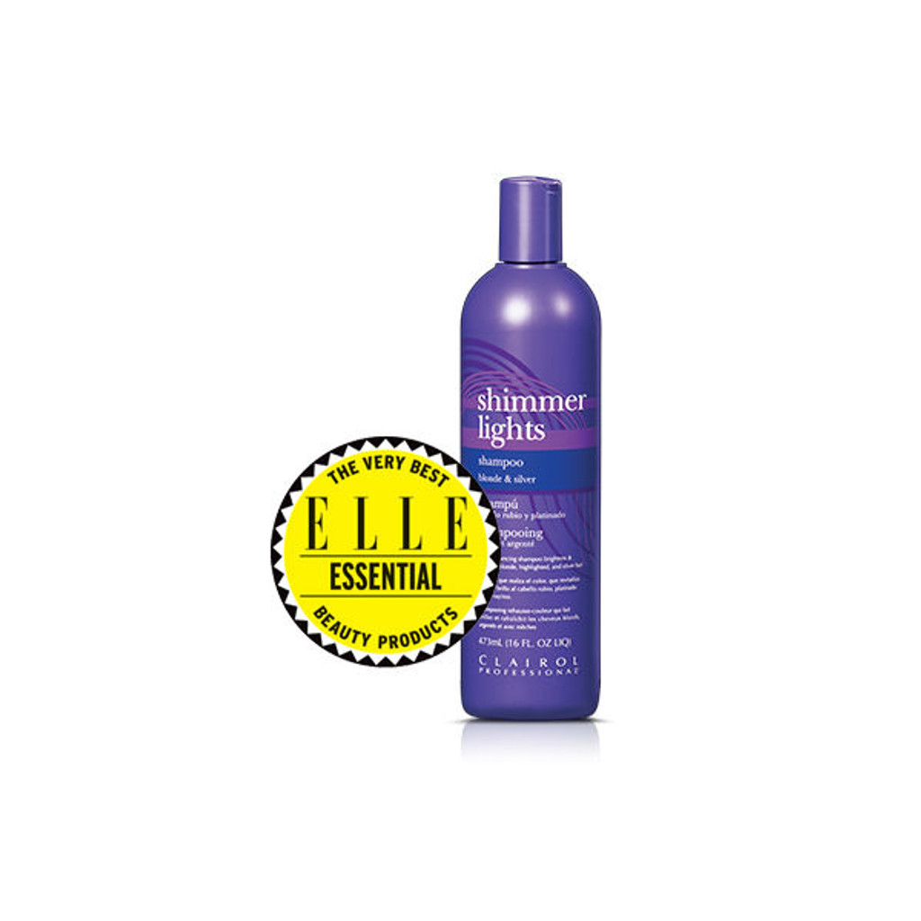 Review: Clairol Shimmer Lights Shampoo (16 Oz.)