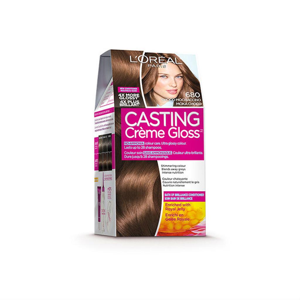 Review Loreal Paris Healthy Look Creme Gloss Hair Colour