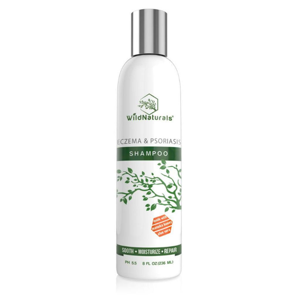 Review: Wild Naturals Eczema & Psoriasis Shampoo (8 oz.)