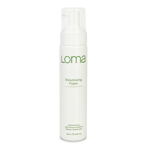 Review: Loma Volumizing Foam (8.45 oz.)