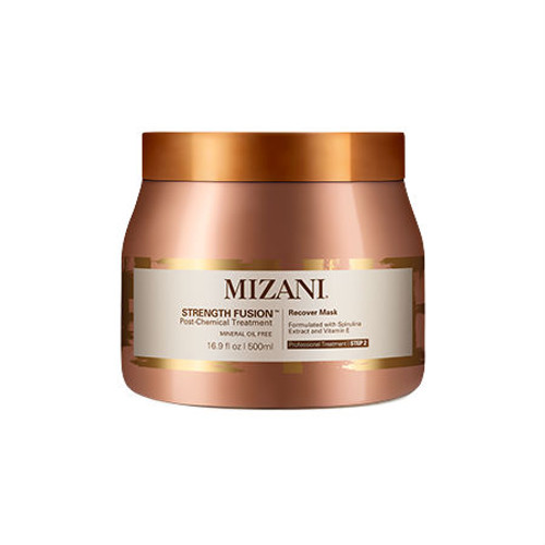 Review: MIZANI Strength Fusion Post-Chemical Treatment Recover Mask (16.9 oz.)