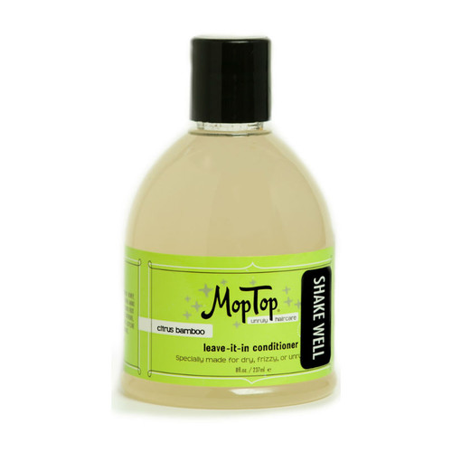Review: MopTop Leave-It-In Conditioner (8 oz.)