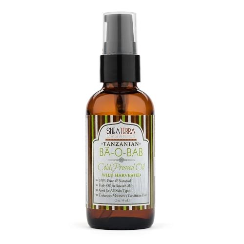 Review: Shea Terra Organics 100% Pure African Baobab Oil (2 oz.)