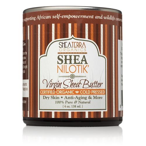 Review: Shea Terra Organics Shea Nilotica East African Shea Butter (4 oz.)