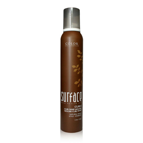 Review: Surface Curls Curl Whip Mousse (5.5 oz.)