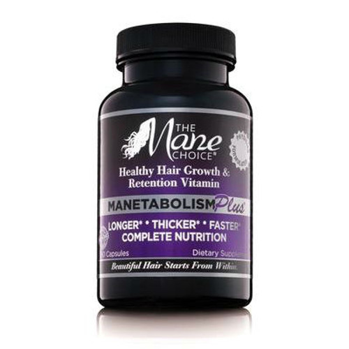 The Mane Choice Manetabolism Plus Vitamins (60 ct.)