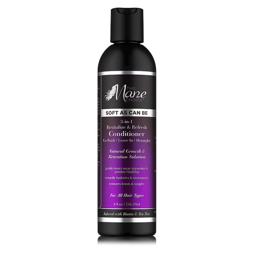 The Mane Choice Soft As Can Be 3-in-1 Revitalize and Refresh Conditioner (8 oz.)