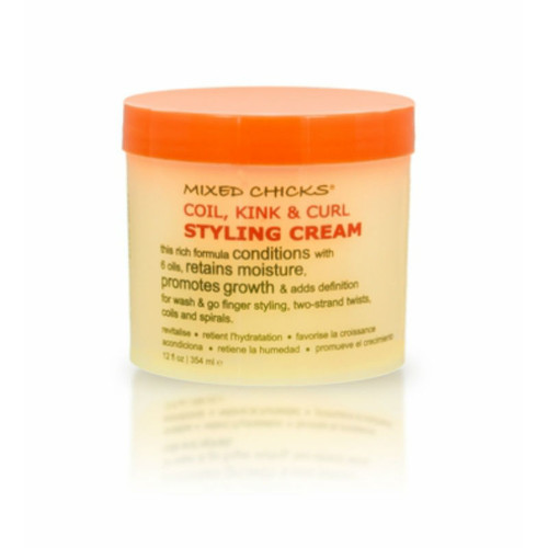 Mixed Chicks Coil, Kink, & Curl Styling Cream (12 oz.)