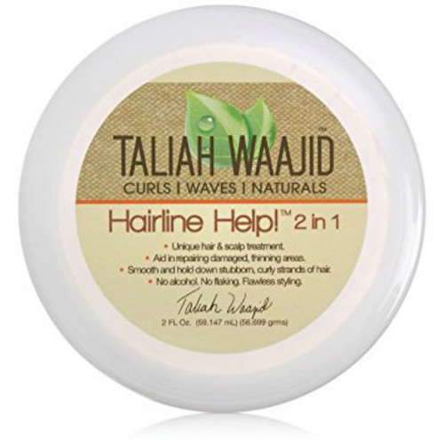 Taliah Waajid Curls, Waves & Naturals Hairline Help 2-in-1 (2 oz.)