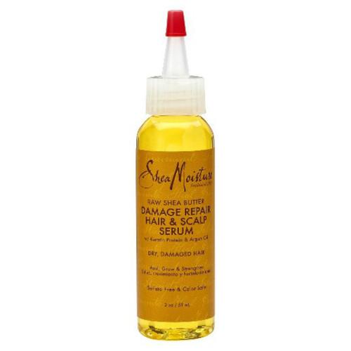 SheaMoisture Raw Shea Butter Damage Repair Hair & Scalp Serum (2 oz.)