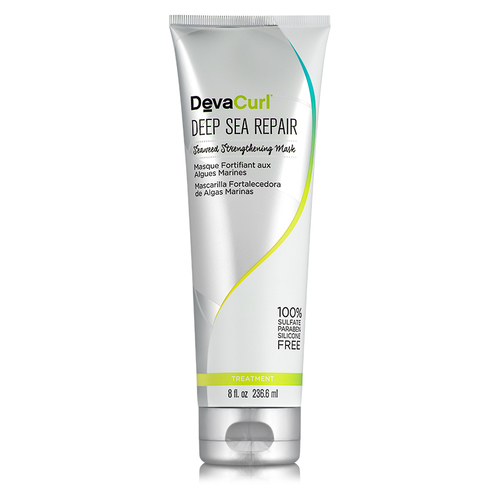 DevaCurl Deep Sea Repair Seaweed Strengthening Mask (8 oz.)