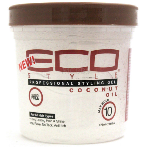 Review: Ecoco Eco Style Professional Styling Gel Coconut Oil (16 oz.)