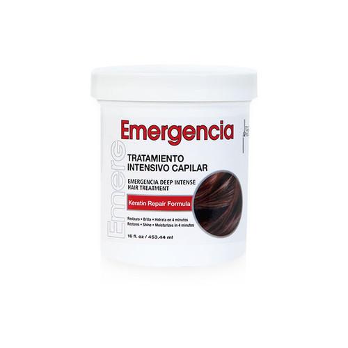 Emergencia Deep Intensive Hair Treatment - Keratin Repair Formula (32 oz.)