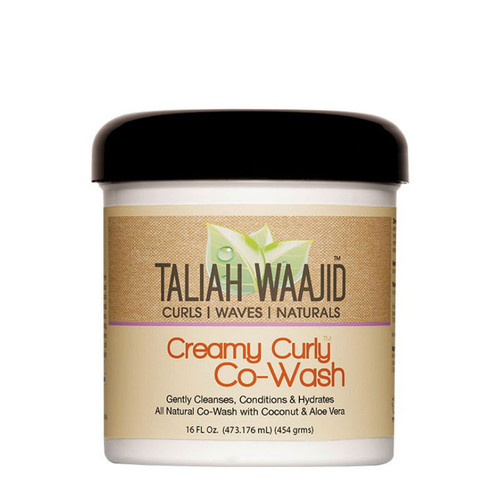 Taliah Waajid Curls, Waves, & Naturals Creamy Curly Co-Wash (16 oz.)