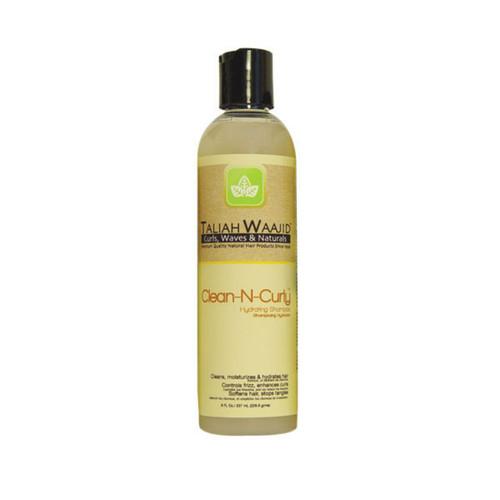 Taliah Waajid Curls, Waves, & Naturals Clean-N-Curly Hydrating Shampoo (8 oz.)
