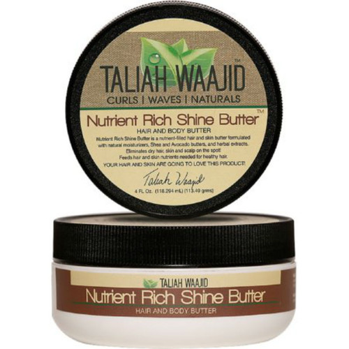 Taliah Waajid Curls, Waves, & Naturals Nutrient Rich Shine Butter (4 oz.)