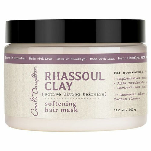 Review: Carol's Daughter Rhassoul Clay Softening Hair Mask (12 oz.)