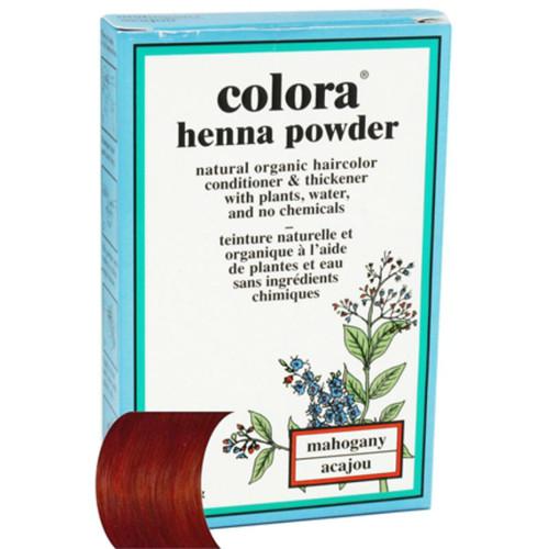 Colora Henna Powder Mahogany (2 oz.)
