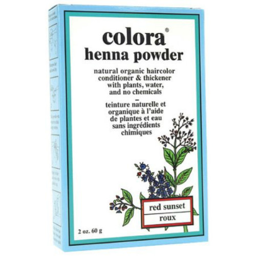Colora Henna Powder Red Sunset (2 oz.)