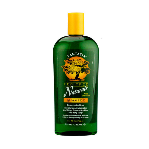 Fantasia Tea Tree Naturals Shampoo (12 oz.)