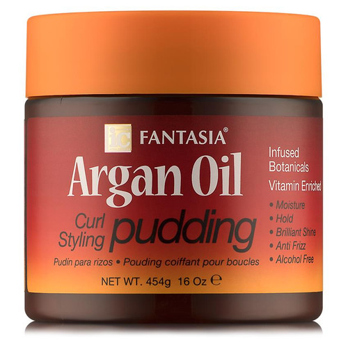 Fantasia Argan Oil Curl Styling Pudding (16 oz.)