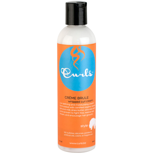 CURLS Creme Brule Whipped CURL Cream (2 oz.)